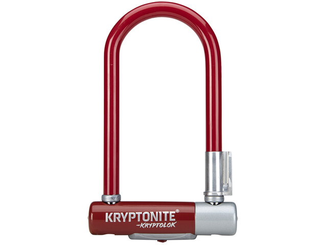 Kryptonite KryptoLok Mini 7 Beugelslot, merlot